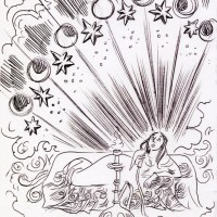 Habibi p.264b (Early Sketch)
