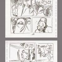 Habibi p.395a (Early Sketch)