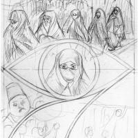 Habibi p.395c (Early Sketch)
